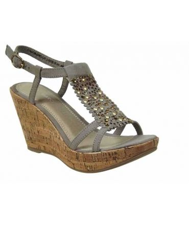 Nu pieds Marco Tozzi 28326-28 taupe