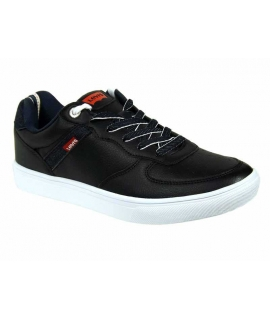 Basket Lévis Jeffrey Denim Black