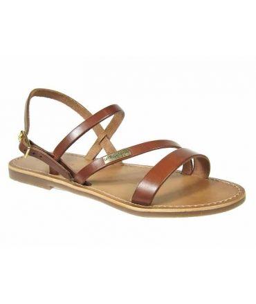 Sandale Les tropéziennes Baden marron