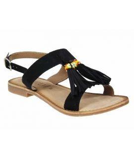 Nu pieds Alifa-noir