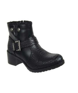 Bottines basses Paola noires Chattawak, nouvelle collection