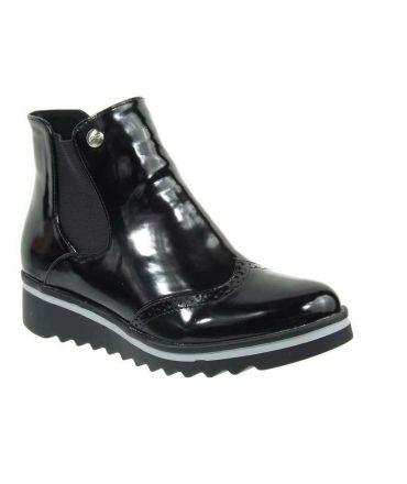 Boots Les P'tites Bombes Benedicte noir | Nouveauté LPB Shoes
