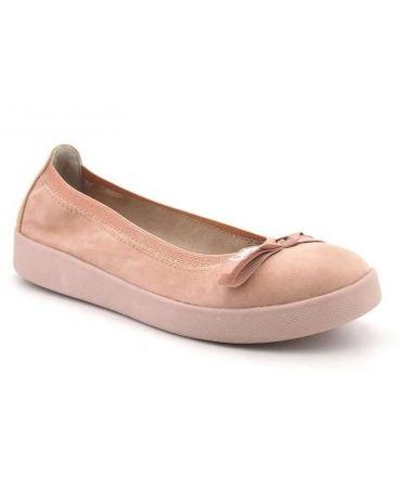 Ballerine type sport Les P'tites Bombes Eva Nude rose | Nouveauté Lpb shoes