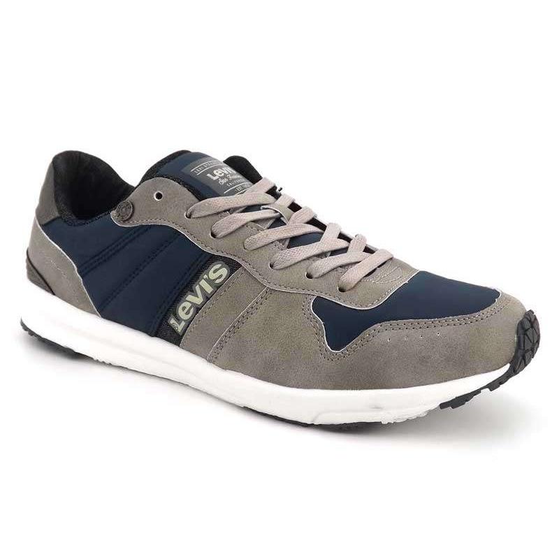 eb901755f1c90 Vends basket Lévi s Baylor gris   Sneakers Lévis homme semelle ...