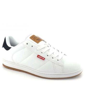 Lévi's sneakers Declan Millstone Blanc