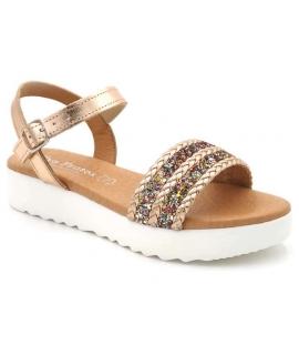 Sandale femme Eva Frutos 5083 multi couleurs