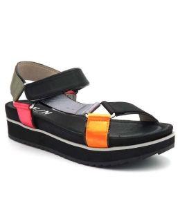 Sandale de marche Elue par Nous Civens noir