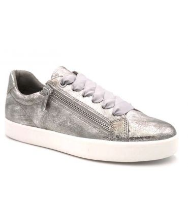 Baskets femmes Marco Tozzi sneakers 2-23774-30 argent