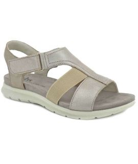 Sandale Tbs Martina Acier métallisé