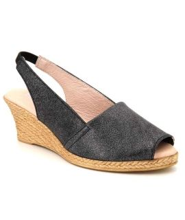Sandale femme confortable Eva Frutos 417 negro