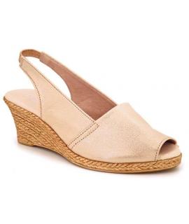 Sandale femme Eva Frutos 417 Orion ares | Nu pied confort