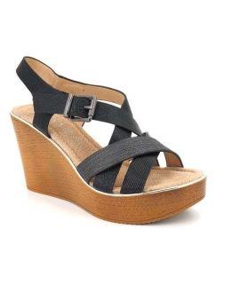 Sandale haut talon Playa Naomy noir