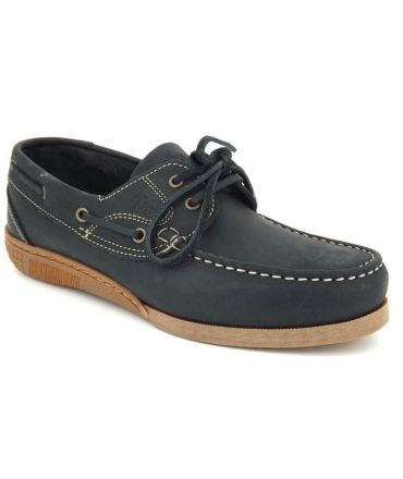 Chaussure homme à lacet Tbs Hauban Marine