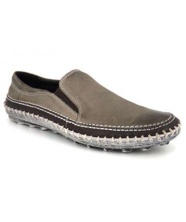 Chaussures mocassin Kdopa Dacca marron | Nouveauté souliers hommes