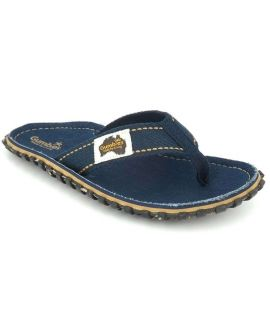 Tongs Gumbies Islander Dark Denim | Flip Flop unisexe noir