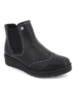 Low boots Les P'tites Bombes Hanae noir, nouvelle collection Lpb Shoes