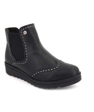 Low boots Les P'tites Bombes Hanae noir, nouvelle collection Lpb Shoes