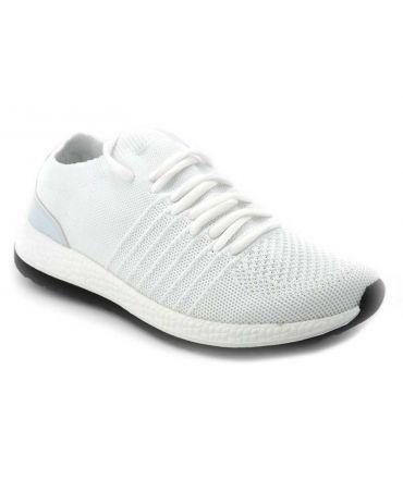 Lpb Shoes basket chaussette Betty blanc, Les P'tites Bombes chaussures