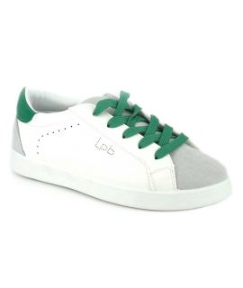 Baskets Lpb Shoes Abigael, tennis style Stan Smith lacets vert