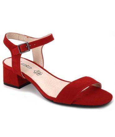 Sandale petit talon Lpb Shoes Peggy, nouveauté Les P'tites Bombes