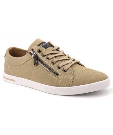 Tennis à lacets Kdopa Pacome beige, chaussures pour hommes