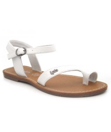Sandale Tania blanc Lpb Shoes