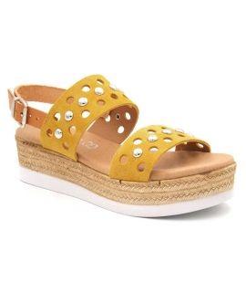 Boutique Eva Frutos, sandales confortables fabrication