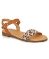Nu pied Eva Frutos 9190 Leopardo