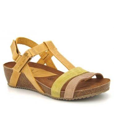 Sandale InterBios 5357 multi, nu pied confort