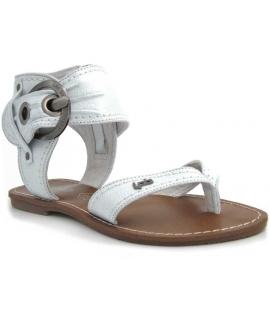 Les P'tites Bombes sandale Thalie Argent, Lpb shoes