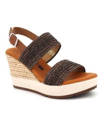 Millennials Shoes 3212 Milmarron sandale cuir pour femmes