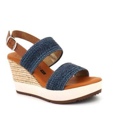 Sandale Millennials -Shoes 3212 Milmarino, compensé confort pour femmes