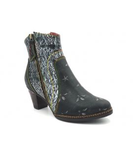 Bottines Laura Vita Agcatheo 51 noir