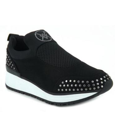 Sneakers Chattawak Flo noir pour femmes