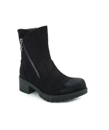 Boots Chattawak Tilda noir, nouveauté bottine femmes