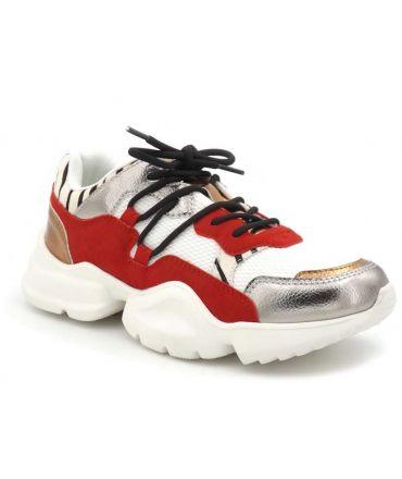 Menbur Arfanta 21461, sneakers multicolore pour femmes