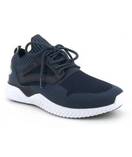 Baskets Dockers 44 SS 002 bleu marine pour hommes
