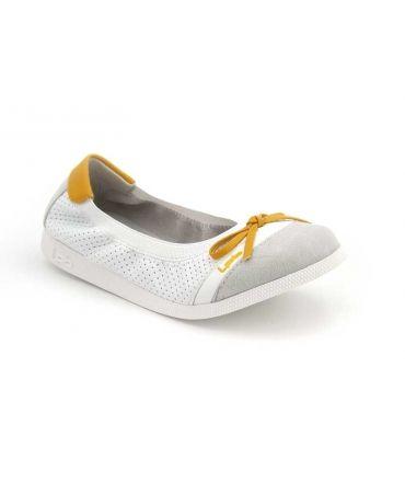 Lpb Shoes ballerine j-Eloise pour fillettes de pointure 28 au 35