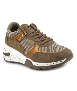 Xti baskets basses 44599 multi, nouveauté sneakers femmes