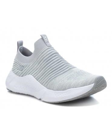 Xti 45560 gris, baskets sans lacets mode pour femmes