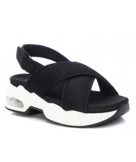 Sandale de marche Xti 42752 noir, chaussure de randonnée