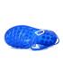 Meduse Sun bleu cobalt, sandale de plage plastique pour garçons