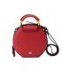 Sac XTI 86278 rouge, petit sac rond en simili cuir