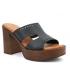 Mules haut talon Carla Tortosa 89226 noir | Chaussures conforts