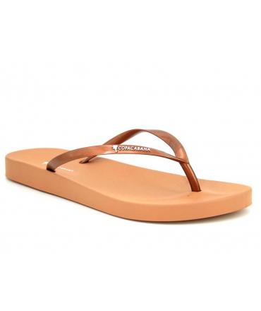 Tongs femmes Copacabana Anatomic II marron | Nouveauté chaussures été