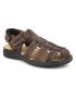 Tbs Galhoww H 8005 marron | Sandale velcro pour hommes
