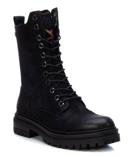 Bottines Xti style Doc Martens 42894 noires pour femmes