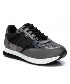 Sneakers Xti 43312 noir | Baskets mode et confortable pour femmes