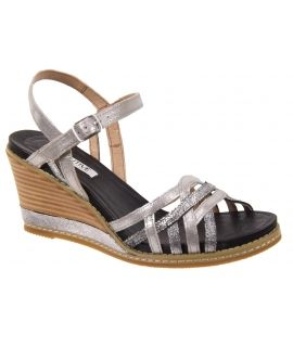 Sandale compensée Inore