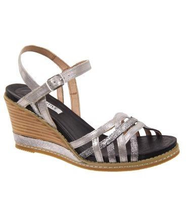 Fugitve sandales compensées Inore